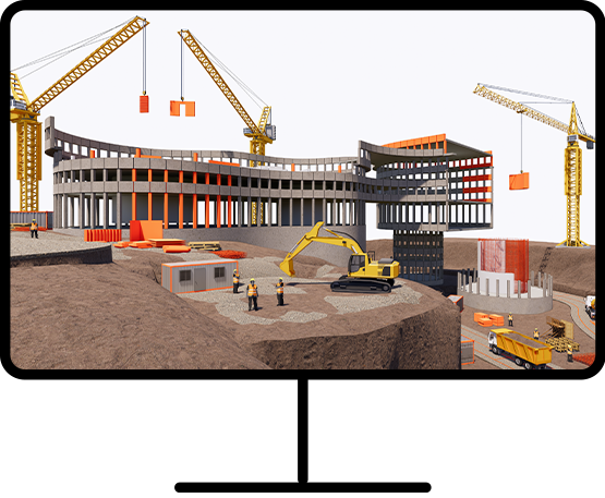 NEW ROLE IN THE ACTIONBAR: ALLPLAN CONSTRUCTION